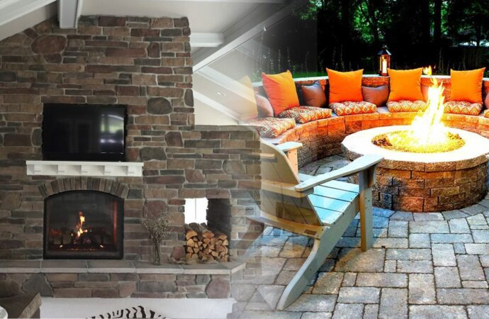 Outdoor Fireplaces & Fire Pits-Amarillo TX Landscape Designs & Outdoor Living Areas-We offer Landscape Design, Outdoor Patios & Pergolas, Outdoor Living Spaces, Stonescapes, Residential & Commercial Landscaping, Irrigation Installation & Repairs, Drainage Systems, Landscape Lighting, Outdoor Living Spaces, Tree Service, Lawn Service, and more.