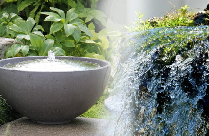 Water Features & Water Falls-Amarillo TX Landscape Designs & Outdoor Living Areas-We offer Landscape Design, Outdoor Patios & Pergolas, Outdoor Living Spaces, Stonescapes, Residential & Commercial Landscaping, Irrigation Installation & Repairs, Drainage Systems, Landscape Lighting, Outdoor Living Spaces, Tree Service, Lawn Service, and more.